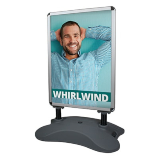 Whirlwind Swing Sign