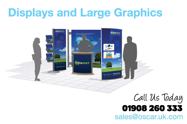 Displays & Large Graphics